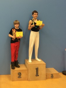 Joseph Milburn 2nd in the U13 Boys grade G